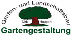 Gartengestaltung Dirk Haupert Logo